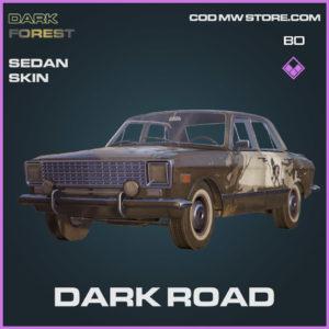 Dark Road Sedan skin in Cold War