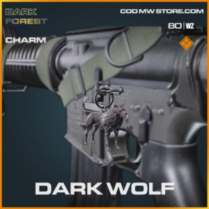 Dark Wolf charm in Warzone and Cold War