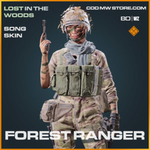 Forest Ranger Song skin in Warzone and Cold War
