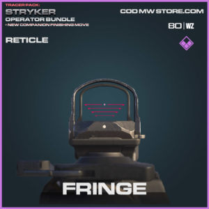Fring reticle in Warzone and Cold War