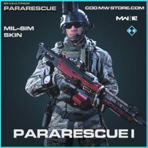 Pararescue I Mil-Sim Skin in Warzone and Modern Warfare
