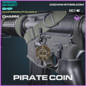 Pirate Coin charm in Warzone and Cold War