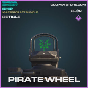 Pirate Wheel reticle in Warzone and Cold War