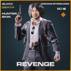 Revenge Hunter Skin in Cold War and Warzone
