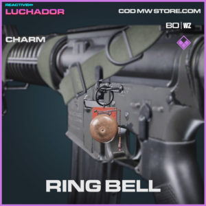 Ring Bell charm in Warzone and Cold War