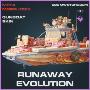 Runaway REvolution Gunboat skin in Cold War