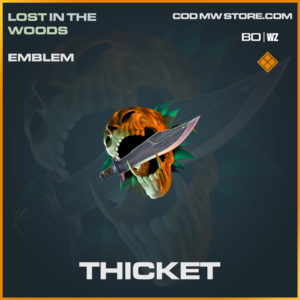 Thicket emblem in Warzone and Cold War