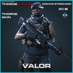Valor Thorne Skin in Warzone and Modern Warfare