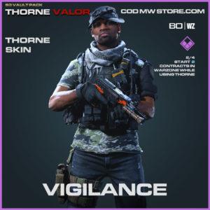 Vigilance Thorne Skin in Warzone and Modern Warfare