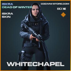 Whitechapel Iskra Skin in Warzone and Modern Warfare