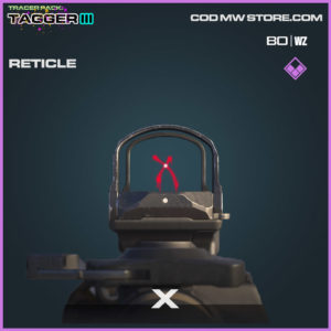 X Reticle in Warzone and Cold War