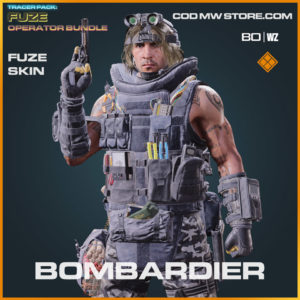 Bombardier Fuze Skin in Warzone and Cold War