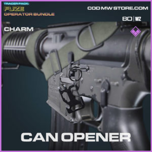 Can Opener charm in Warzone and Cold War