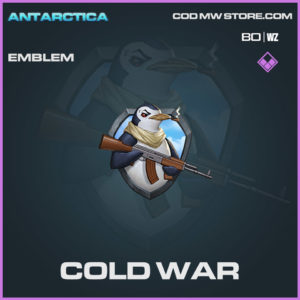 Cold War epic emblem in Warzone and Cold War