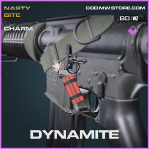 Dynamite Charm in Warzone and Cold War