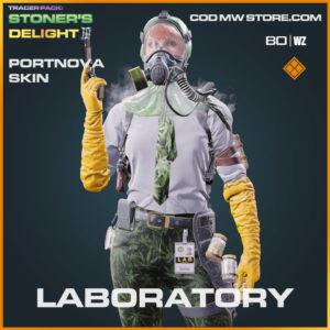 Laboratory Portnova skin in Warzone and Cold War