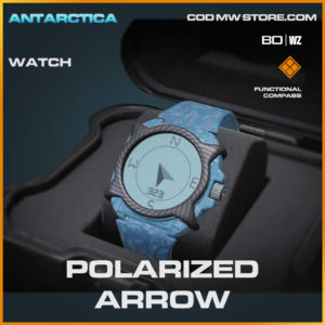 Polarized Arrow watch in Warzone and Cold War